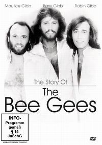 Cover Bee Gees - The Story Of The Bee Gees [DVD]